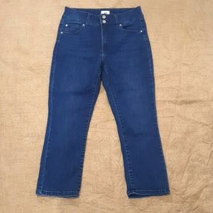 Size 8 3/4 Just Jeans stretch jeans